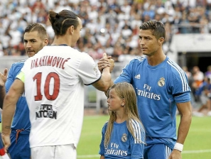 Parier PSG Real Madrid Ligue des champions