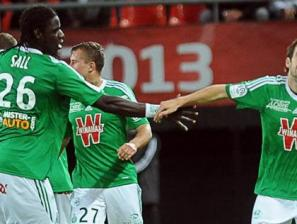 Parier sur Saint Etienne Montpellier Ligue 1